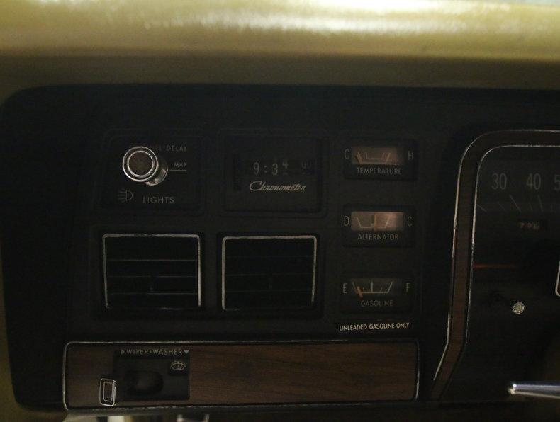 1975 Chrysler New Yorker Brougham #40
