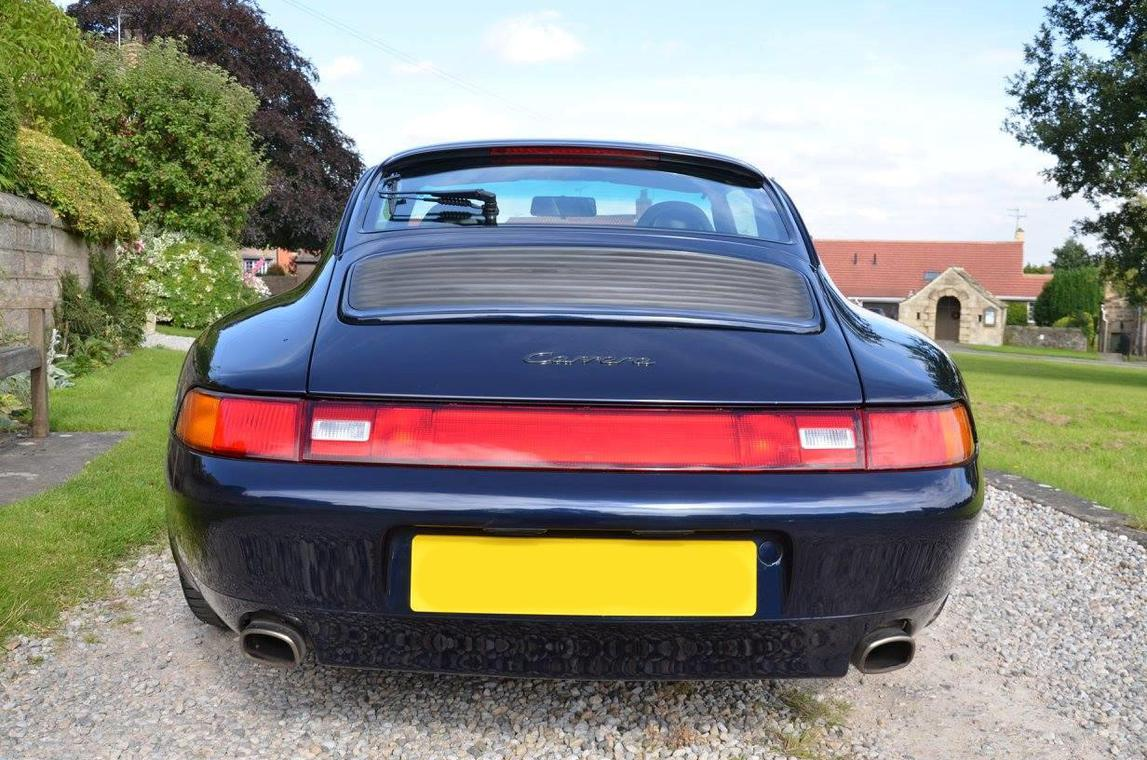 1996 Porsche 911 (993) Carrera 2 Coupé - Silverstone Auctions #3