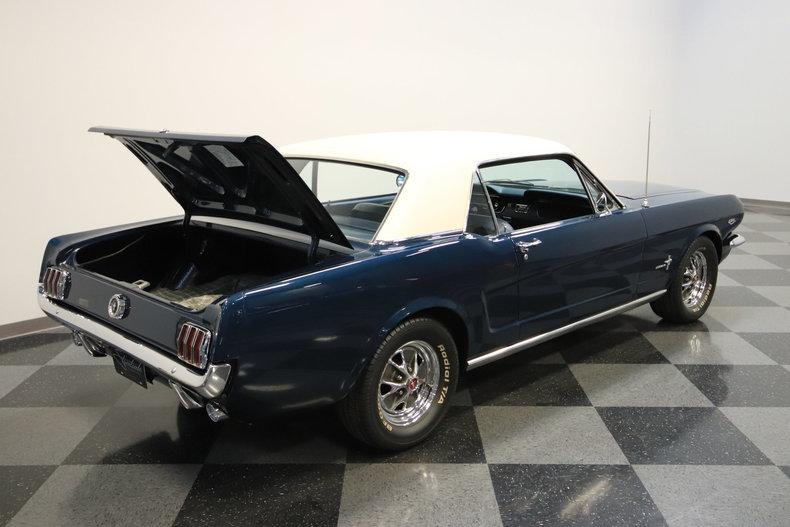1965 Ford Mustang K-Code #29