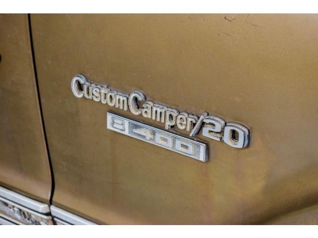 Chevrolet Pickup Custom Camper V8 #30