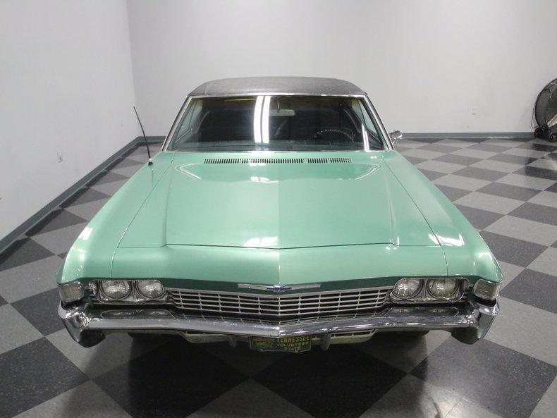 1968 Chevrolet Impala #5