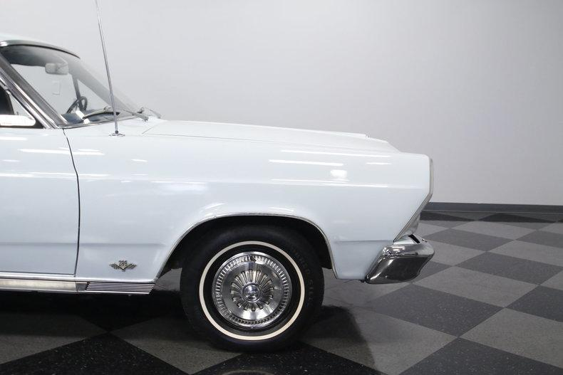 1966 Ford Fairlane 500 #25