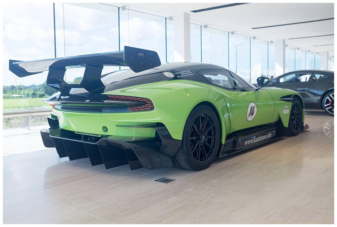 Aston Martin Vulcan (Vat Qualifying) #38
