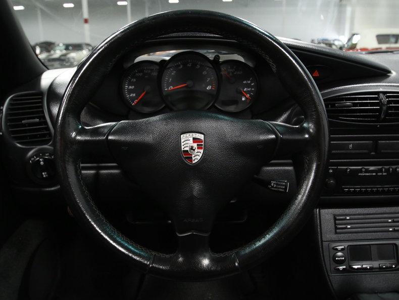 2002 Porsche Boxster #49
