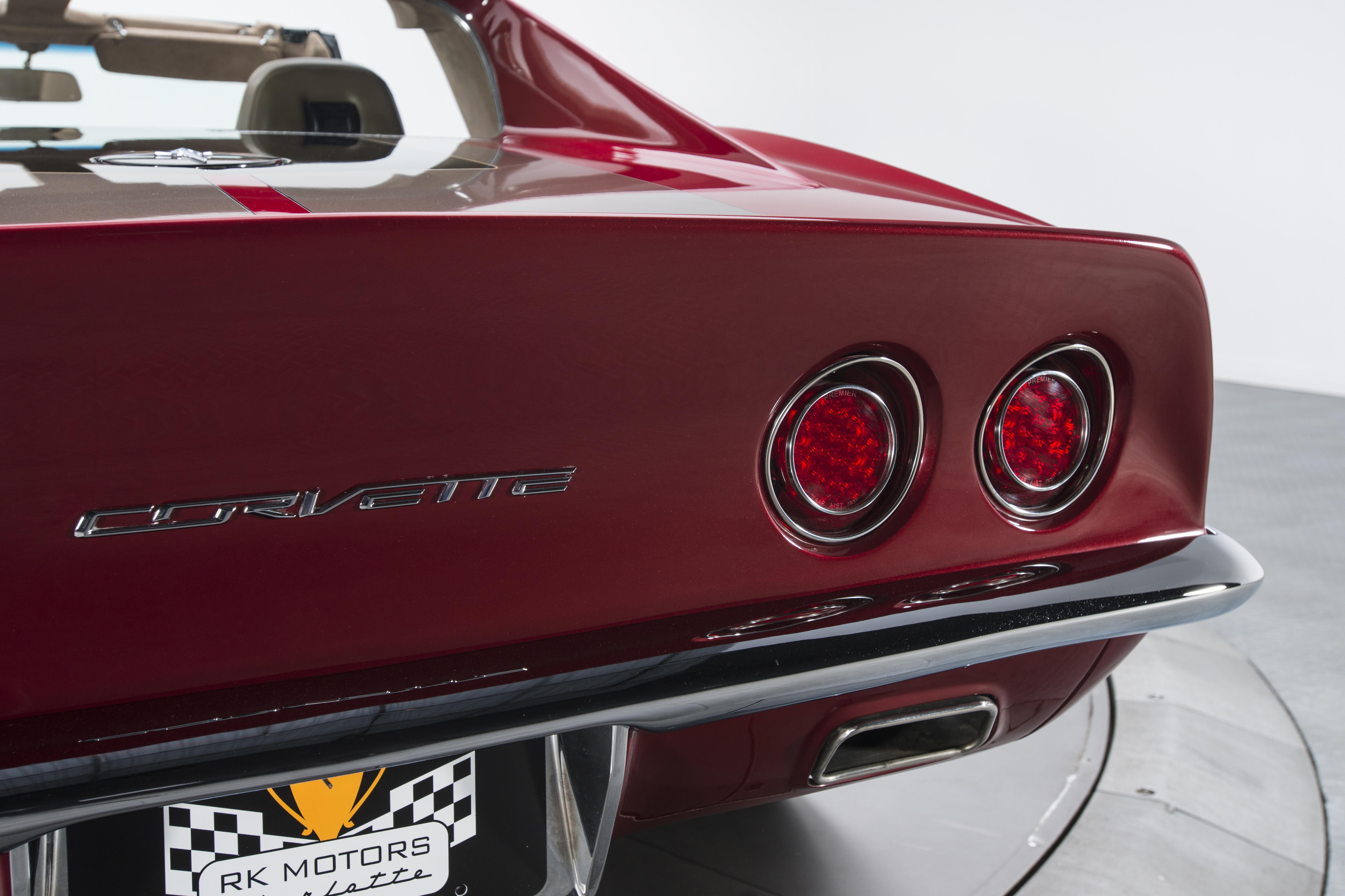 1972 Chevrolet Corvette1972 Chevrolet Corvette #25