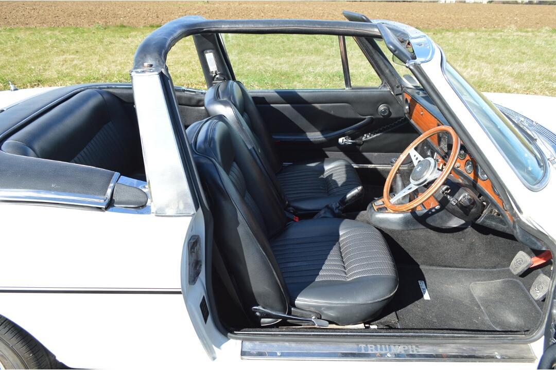 1971 Triumph Stag #13