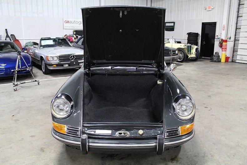 1969 Porsche 911 T #68