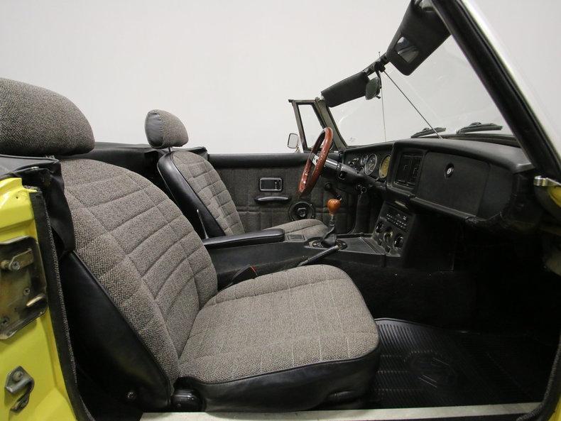 1977 MG MGB #59