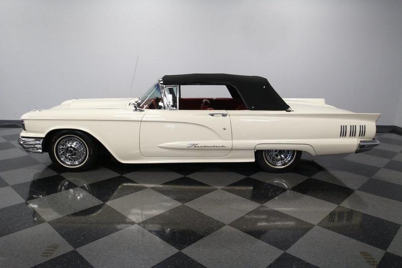 1960 Ford Thunderbird J-Code #57