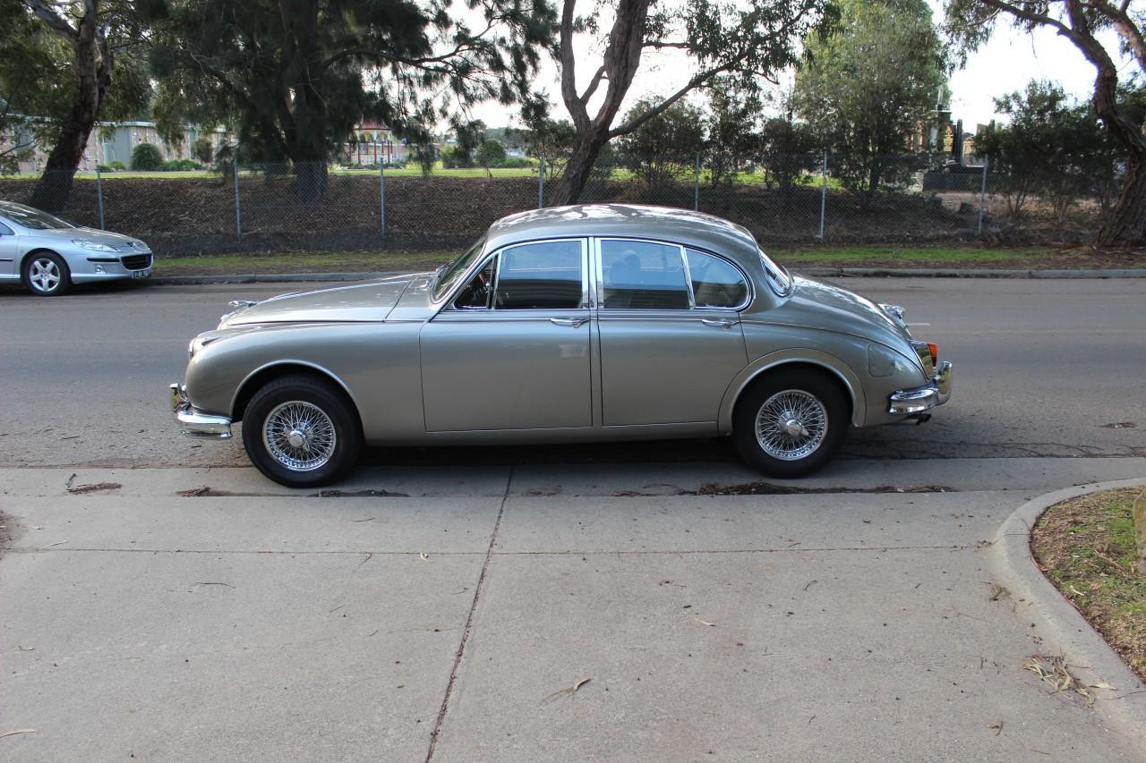 Jaguar 3.8 MKII #2