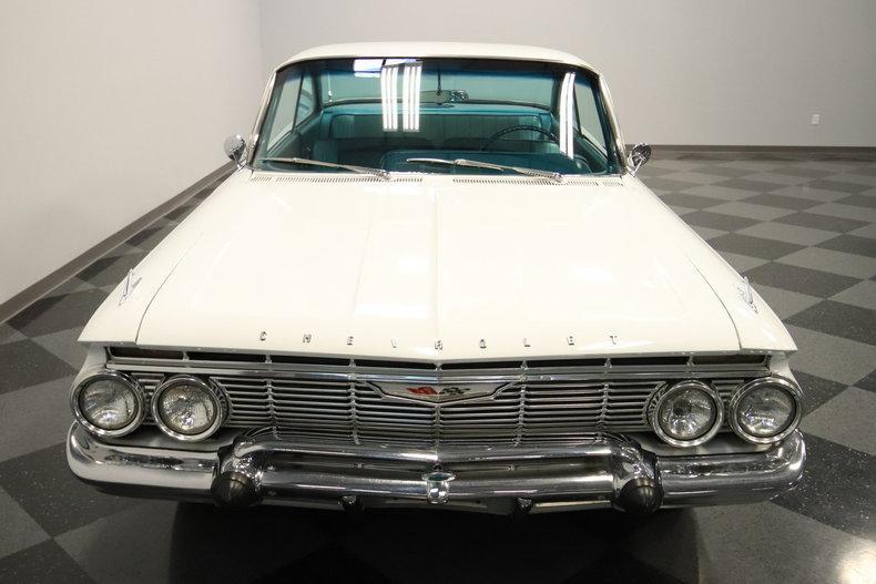 1961 Chevrolet Bel Air Bubble Top #5