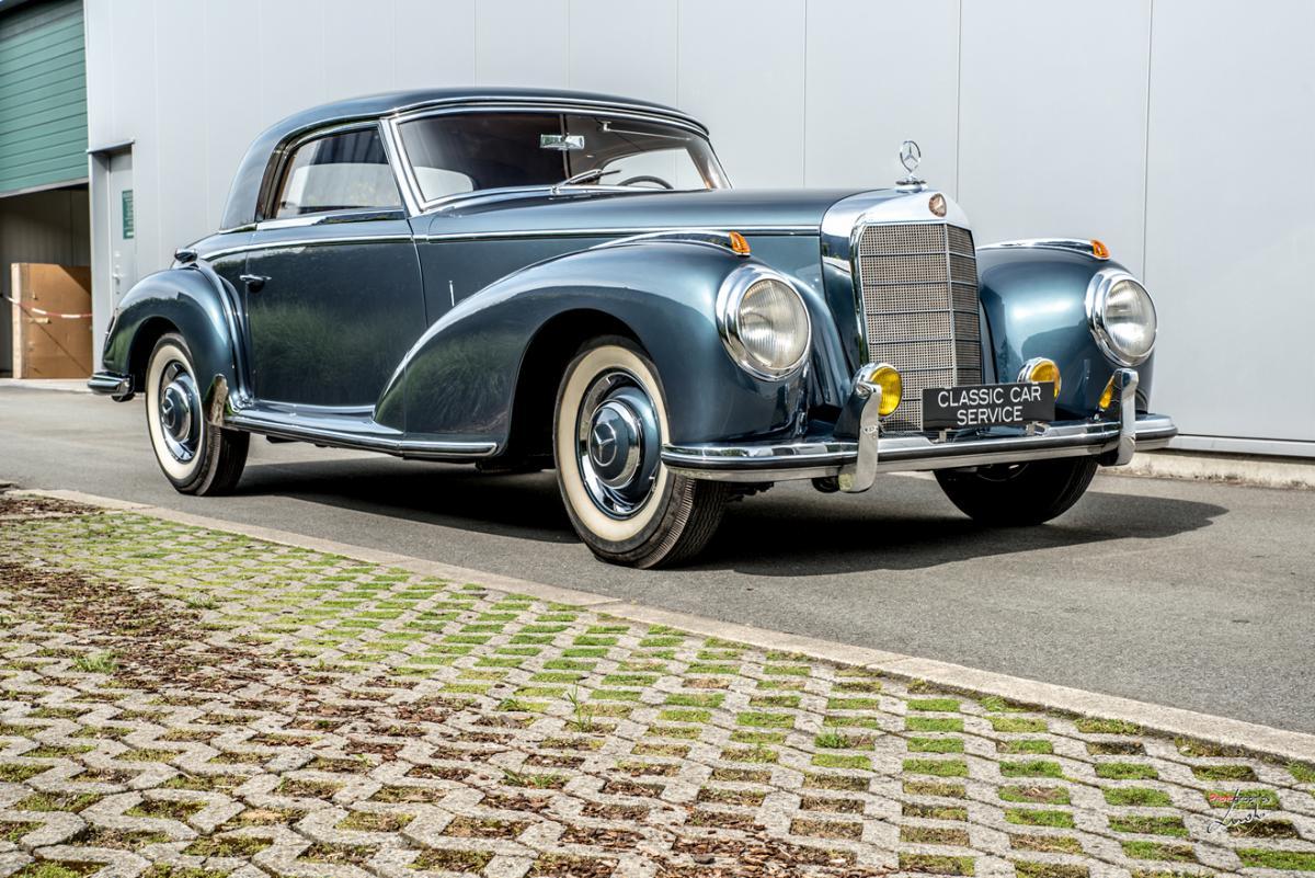 Mercedes-Benz 300 S 1953 for sale | Autoclassics.com