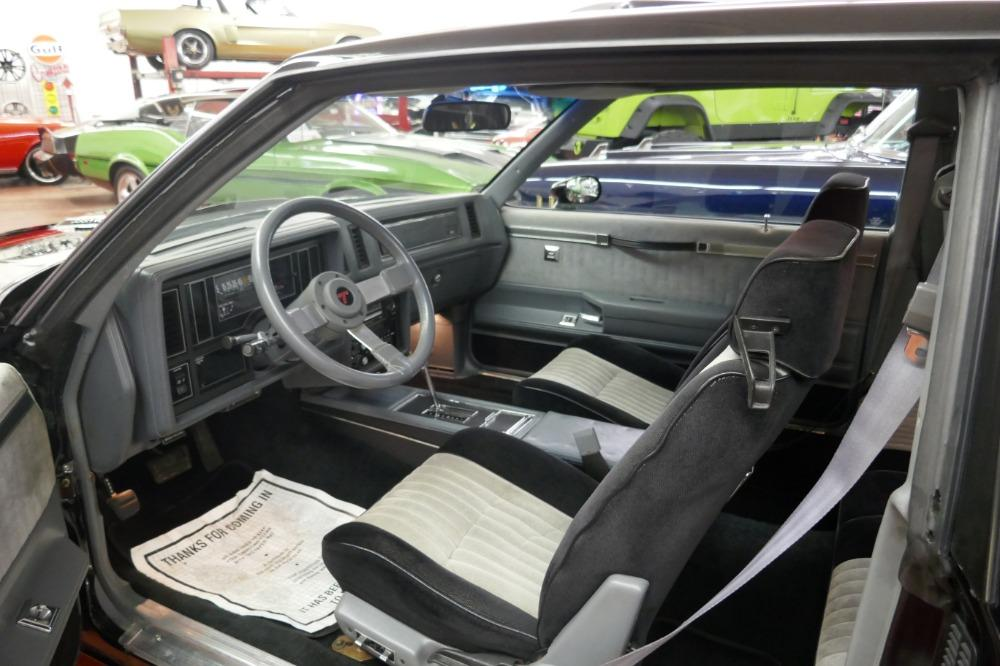 1986 Buick Grand National -PRICED TO SELL-ONE OWNER STOCK GN-LOW 34K MILES-CLEAN CARFAX-SEE VIDEO Stock # 52343SG for sale near Mundelein, IL | IL Buick Dealer #45