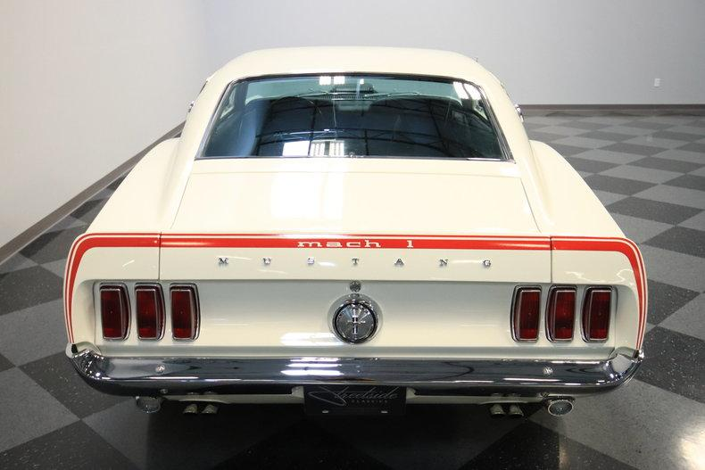 1969 Ford Mustang Mach 1 Cobra Jet #15