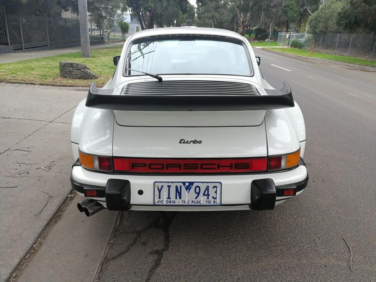 Porsche 930 Turbo #7