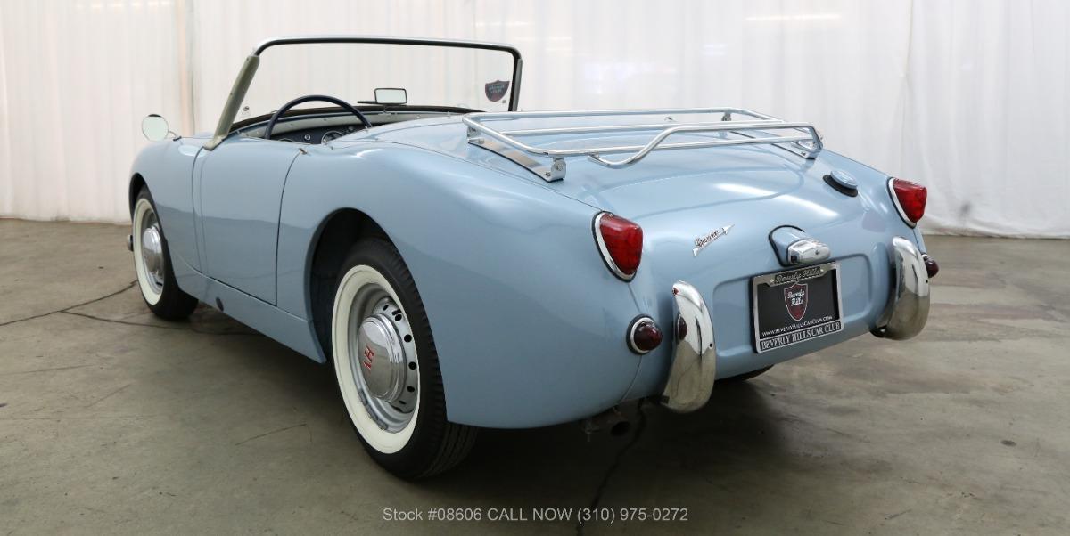 1961 Austin-Healey Bug Eye Sprite #10