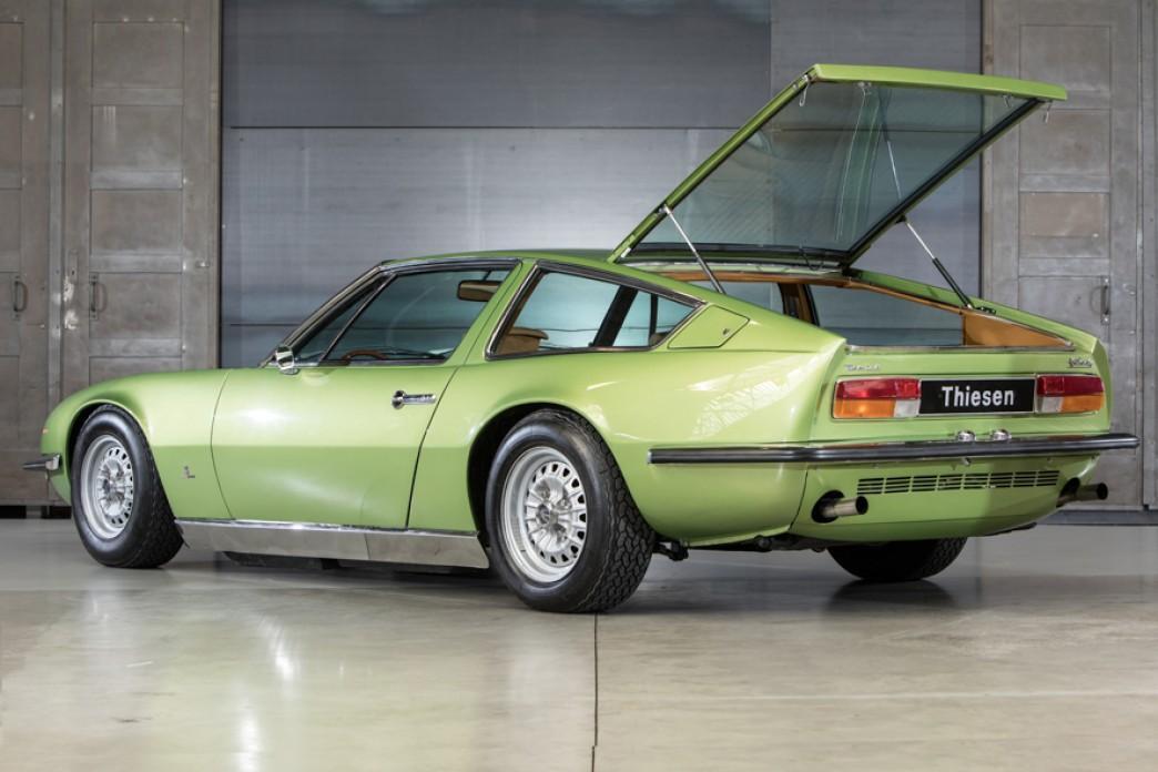 1970 Maserati Indy 4200 Coupe #6