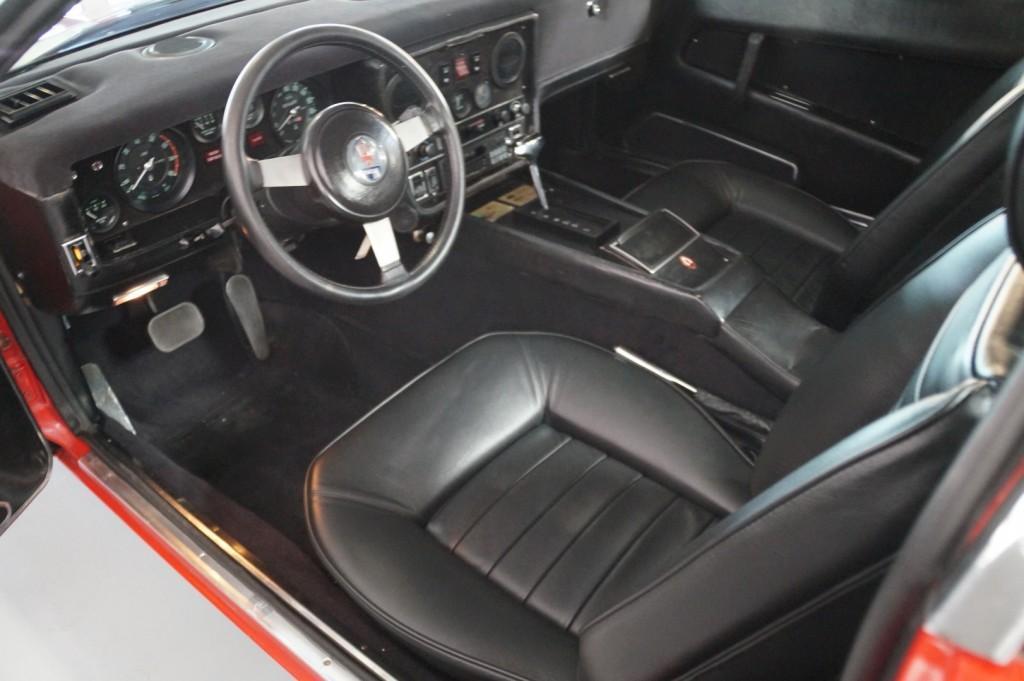 Maserati Khamsin 1977 #1