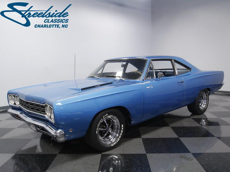 1968 Plymouth Road Runner #0