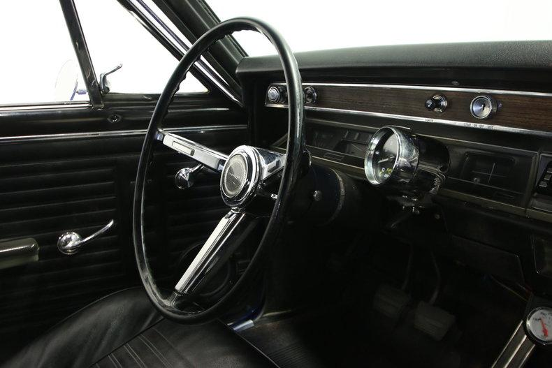 1967 Chevrolet Chevelle SS 396 Clone #47