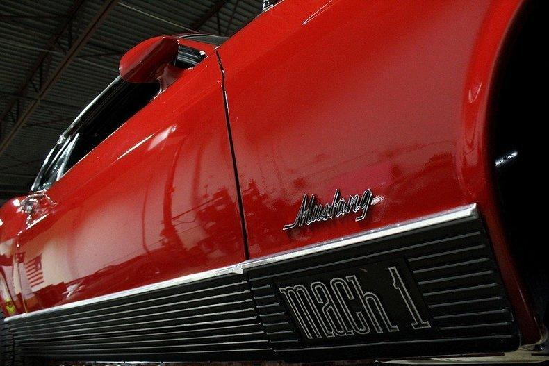 1970 Ford Mach 1 428 COBRA JET #81