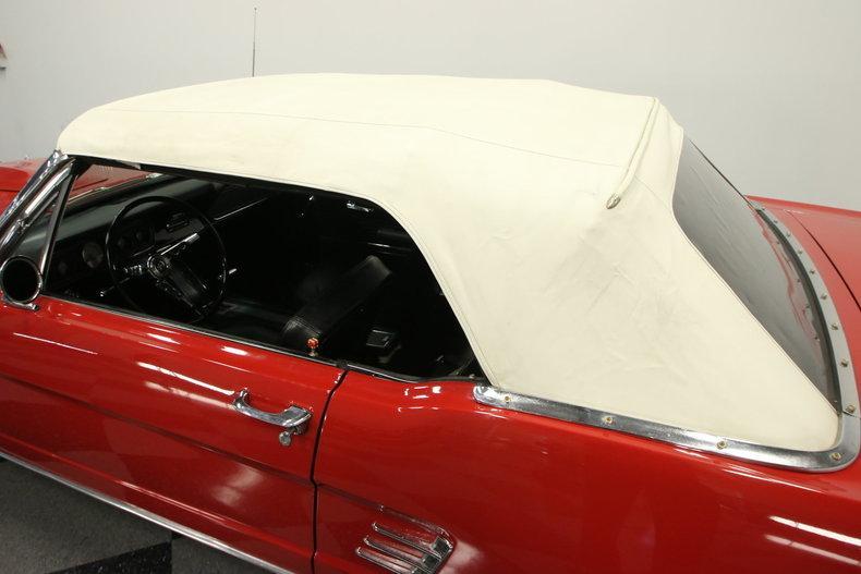 1966 Ford Mustang Convertible #61