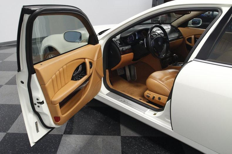 2007 Maserati Quattroporte Sport GT #33