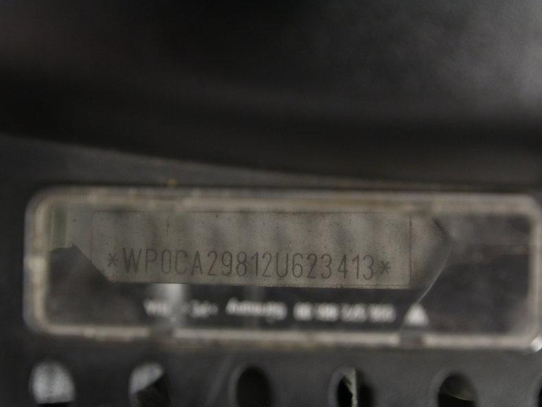 2002 Porsche Boxster #74