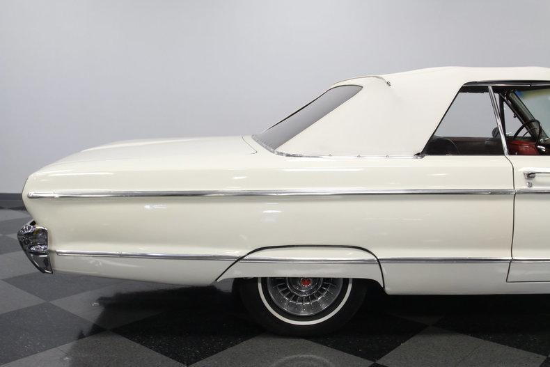 1966 Plymouth Sport Fury Convertible #23