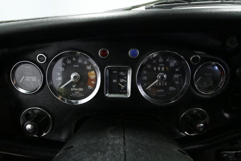 1976 MG MGB #38