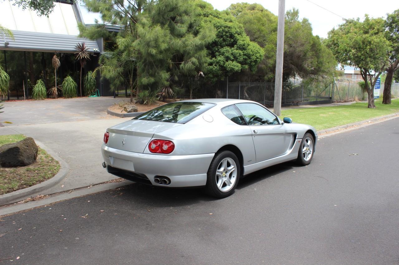 Ferrari 456 GTA #3