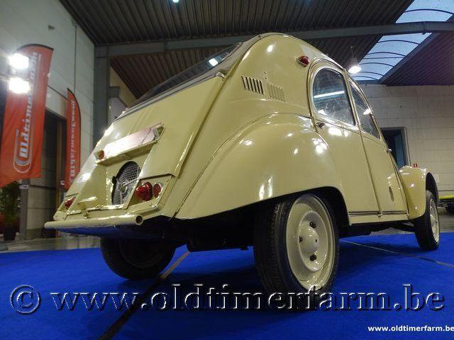 Citroën 2CV 4x4 Sahara '62 #19