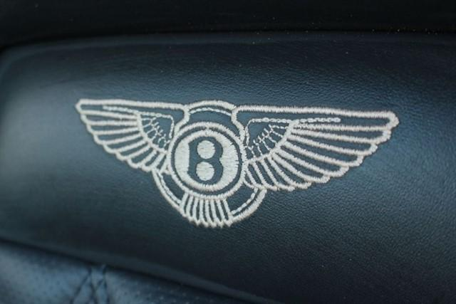 Bentley Continental GT MULLINER DRIVING SPEC #11