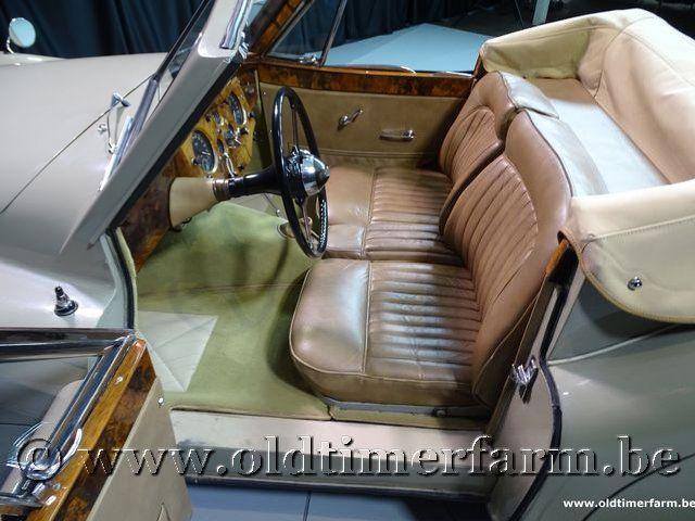 Jaguar XK120 Drop Head Coupé '53 #111