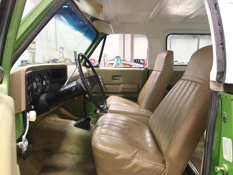 1975 Chevrolet Blazer K5 #3