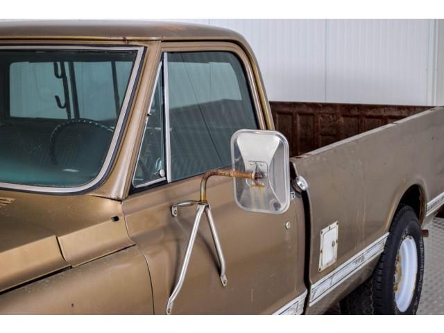 Chevrolet Pickup Custom Camper V8 #54