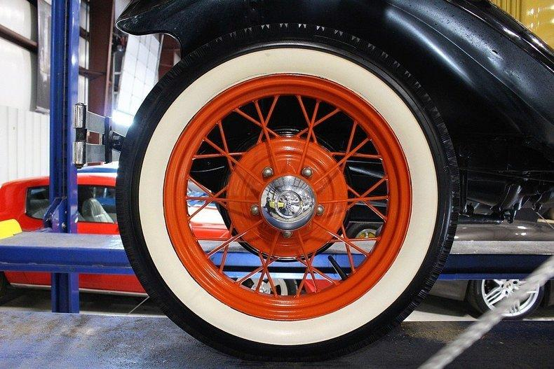 1931 Ford Model A #73