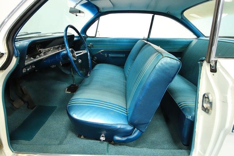 1961 Chevrolet Bel Air Bubble Top #3