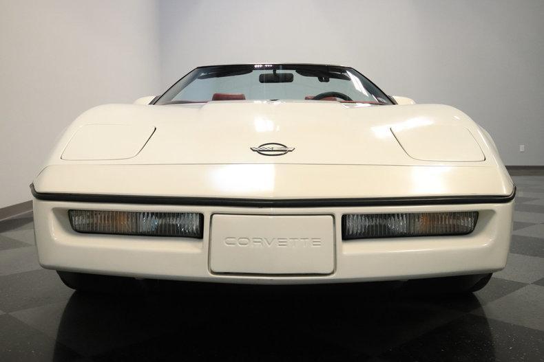 1988 Chevrolet Corvette #4