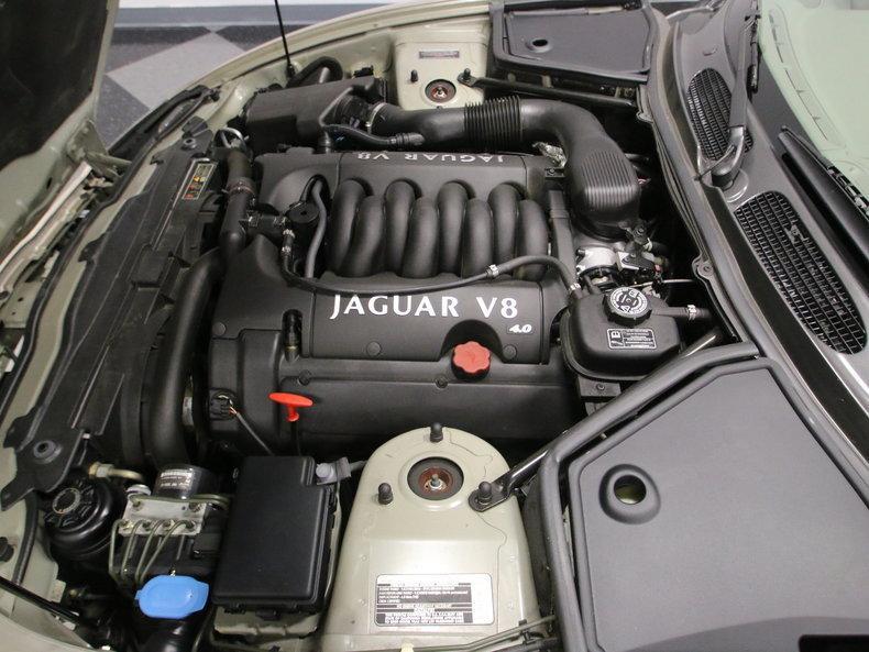 2000 Jaguar XK8 #36