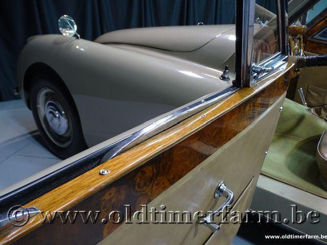 Jaguar XK120 Drop Head Coupé '53 #113