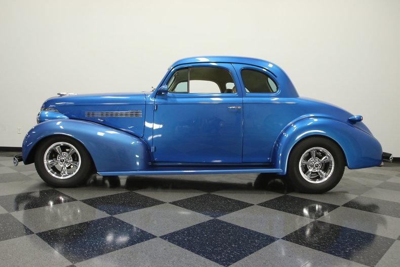 1939 Chevrolet Business Coupe #9