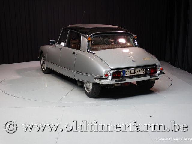 Citroën DS23 Injection Pallas Découvrable '73 #21