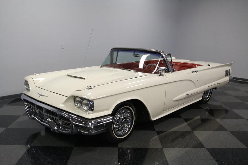 1960 Ford Thunderbird J-Code #7