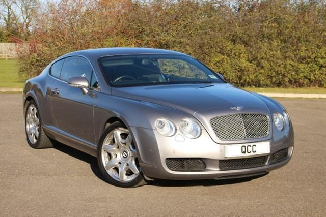 Bentley Continental GT MULLINER DRIVING SPEC #0