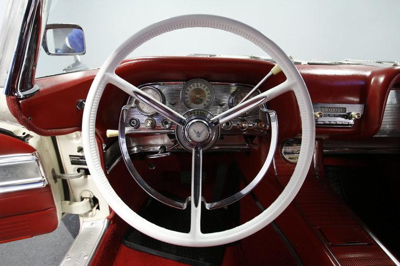 1960 Ford Thunderbird J-Code #37