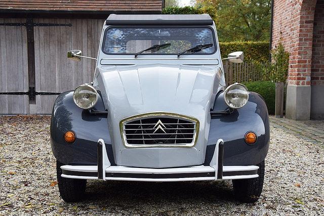 Citroën 2CV6 Charleston (1984) #3