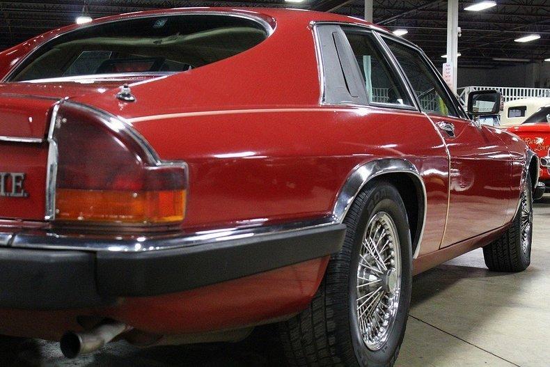 1986 Jaguar XJS #33