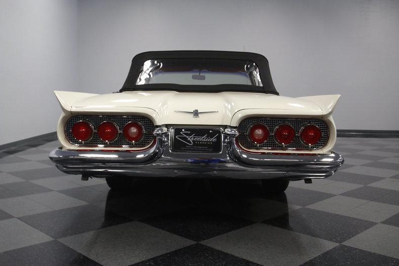 1960 Ford Thunderbird J-Code #17