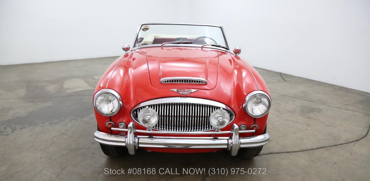 1963 Austin-Healey 3000 BJ7 #17